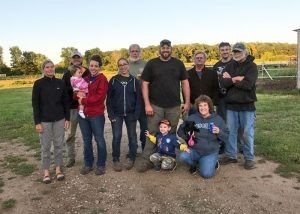 CSA Farm Green Bay WI employees
